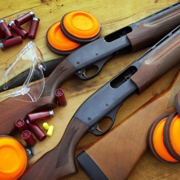 Trap & Skeet Shooting and Lunch at Piping Rock Club
